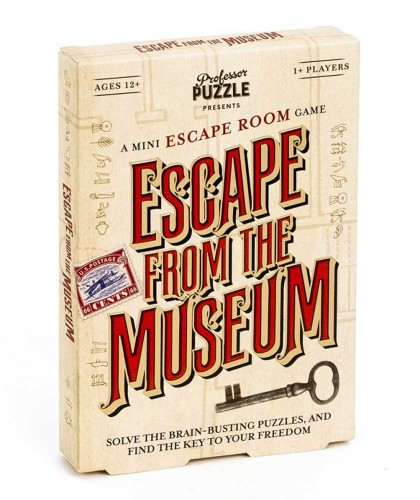 Escape from the Museum -...