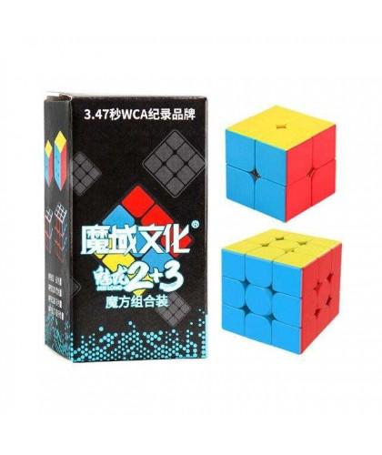 Set 2 cuburi Moyu Meilong