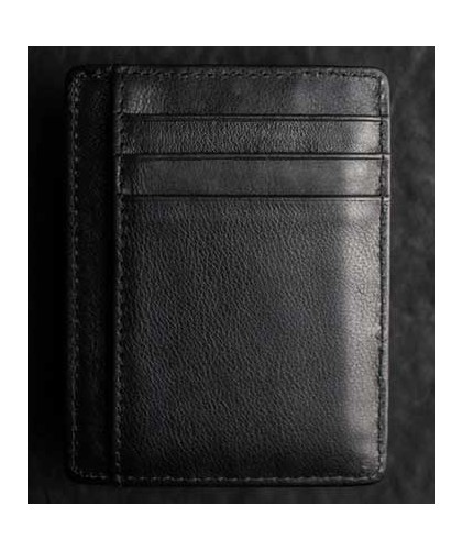 Shadow Wallet Leather