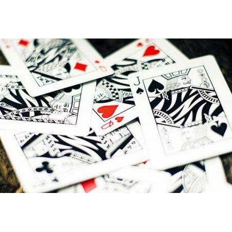 Superior Gaff Set (27 cards) by Expert Playing Card Co