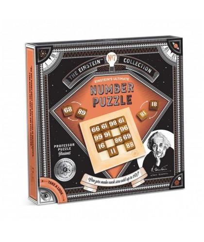 Number Puzzle - Einstein...