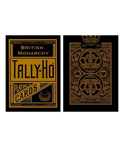 Tally-Ho British Monarchy...