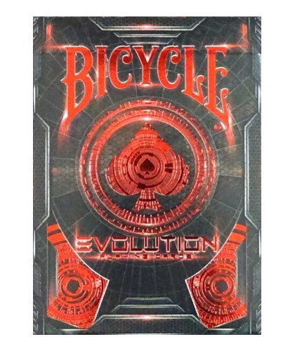 Bicycle Evolution Rosu