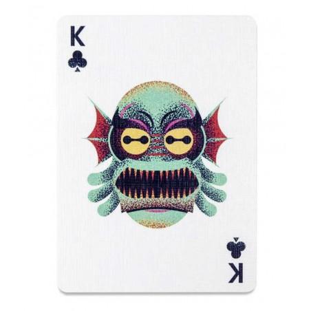 Odyssey Playing Cards Nova Edition