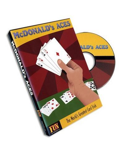 McDonald's Aces by Royal Magic