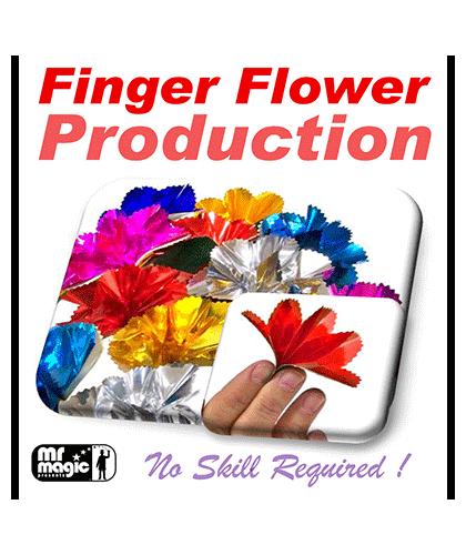 Set Finger Flower...