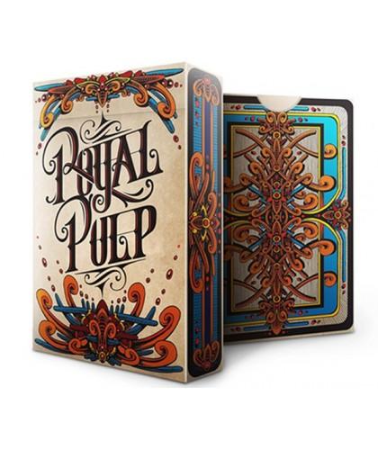 Royal Pulp (Rosu)