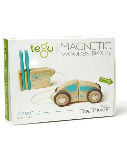 Set din lemn magnetic...