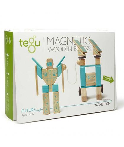 Magnetron, set din lemn...