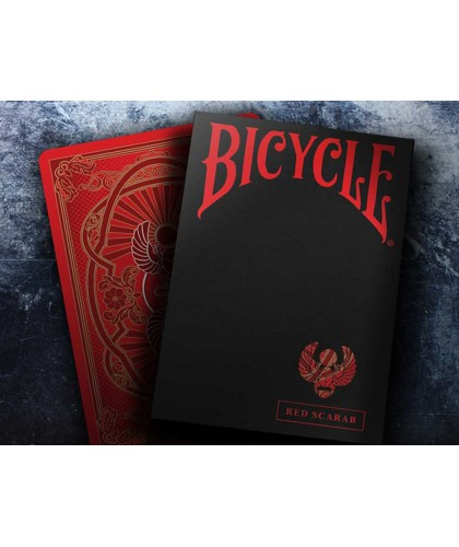 Bicycle Scarab Red