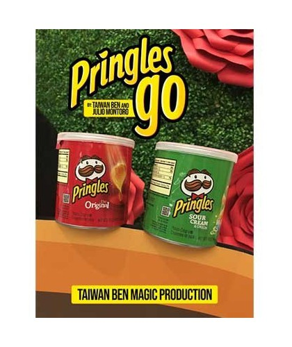 Pringles Go Green to Red by...