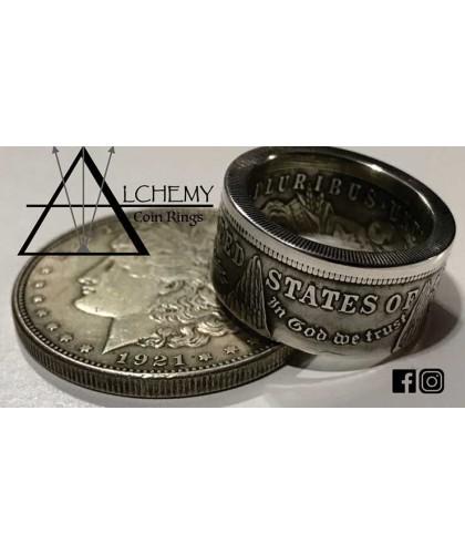 Kennedy Half Dollar Ring by...