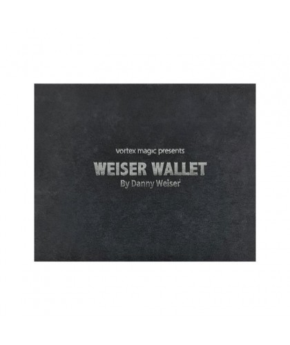 The WEISER WALLET By Danny...
