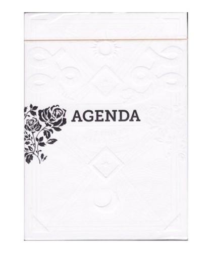 Agenda White