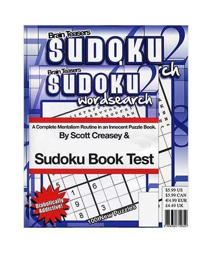 Sudoku by Scott Creasey