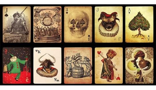 Carti de joc Bicycle, de plastic, pentru cardistry, de colectie, pentru poker, pentru trucuri de magie.